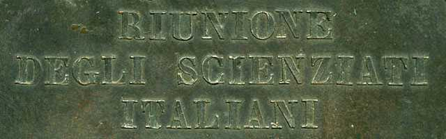 The National Conferences of Italian Naturalists