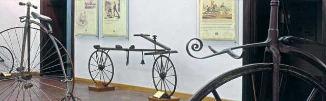 Velocipedes and Bicycles