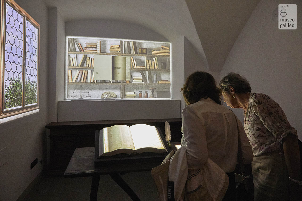 Leonardo and His Books: The Library of the Universal Genius. Leonardo's Studio, Florence, Museo Galileo