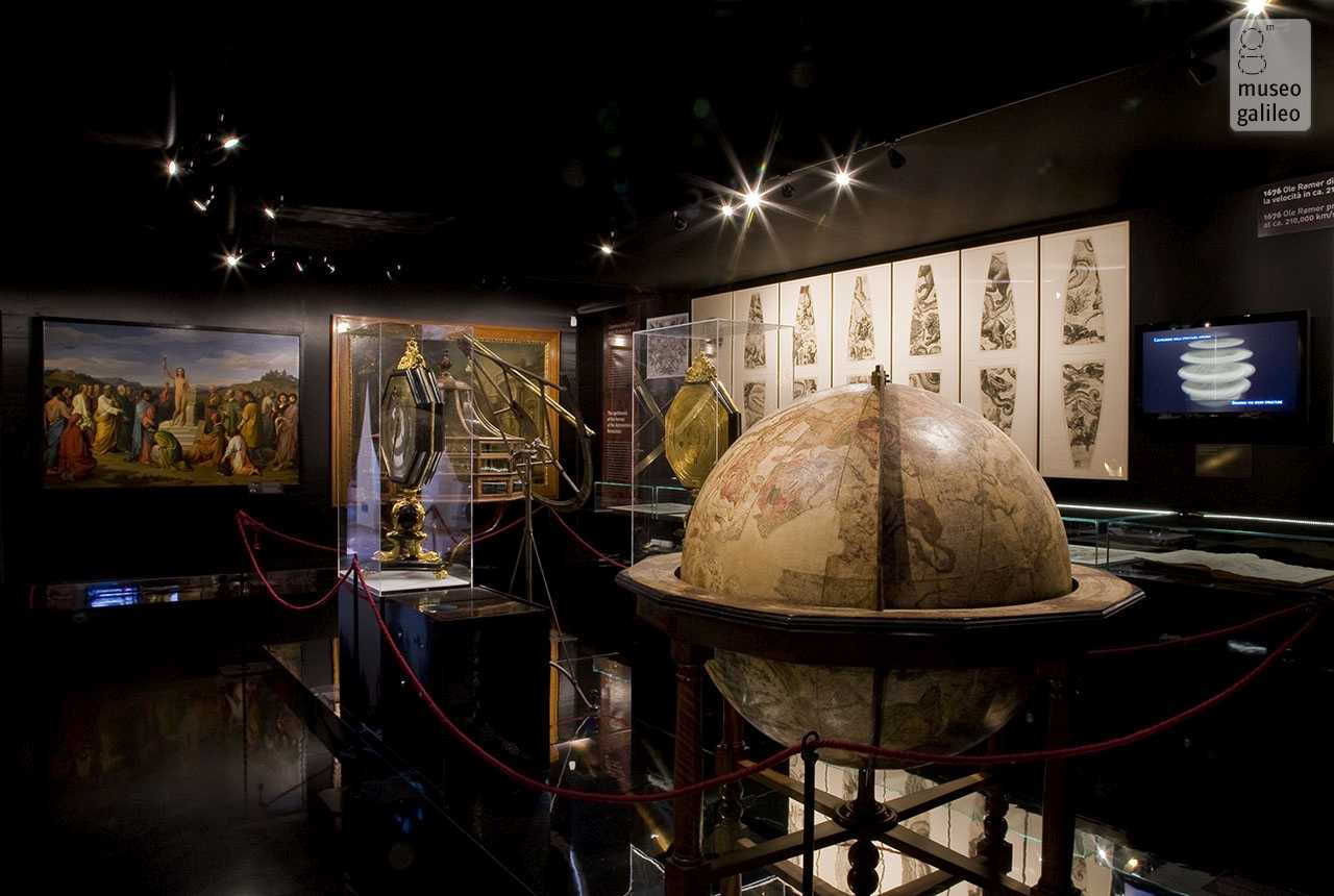 Galileo: Images of the Universe from Antiquity to the Telescope. Exhibition hall, Florence, Palazzo Strozzi