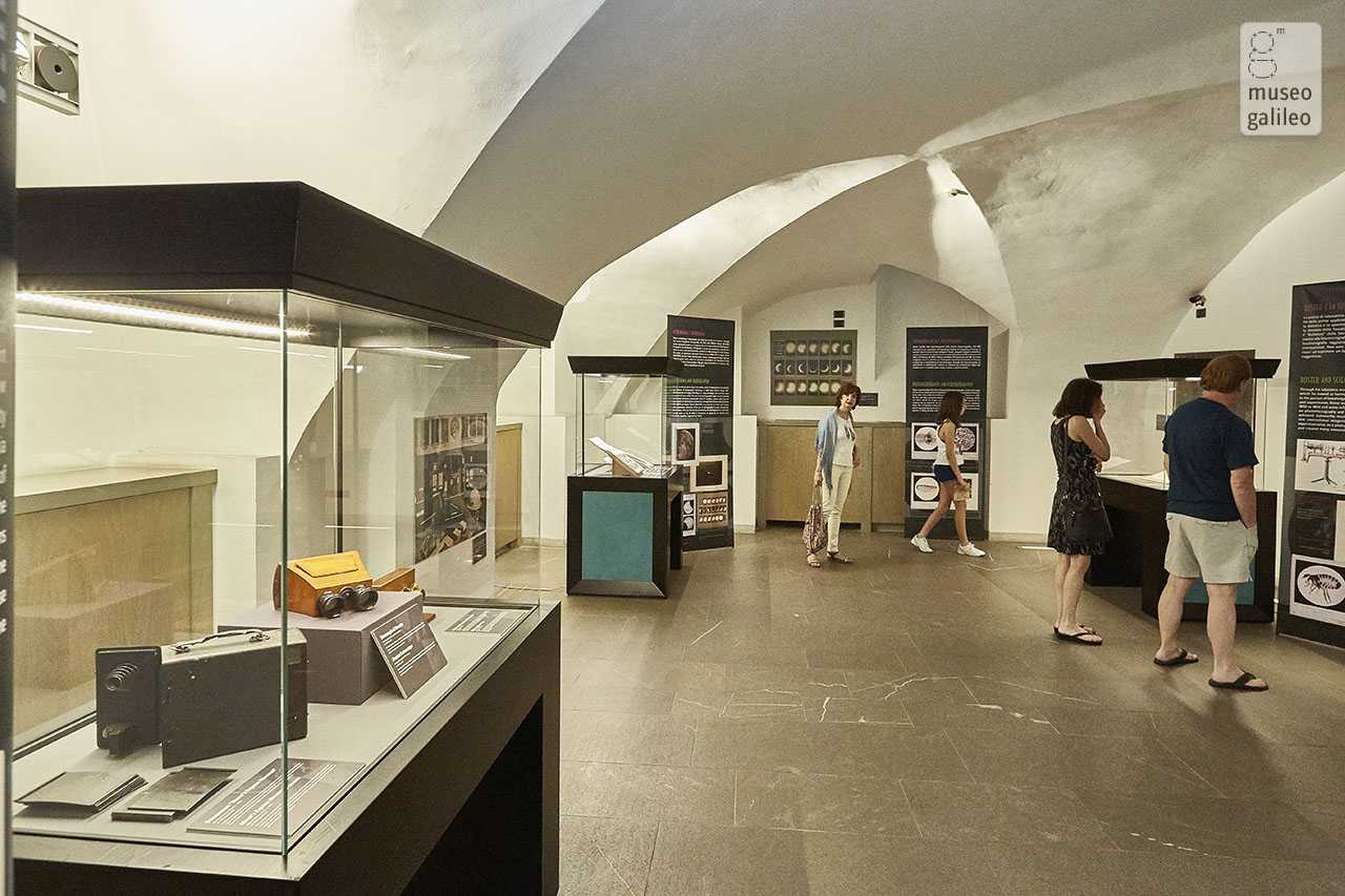 Images of Science. Scientific photography in the collections of the Museo Galileo. Exhibition hall