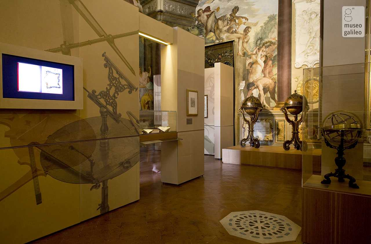 The Medici and Science: Instruments and Machines in the Grand-Ducal Collections. . Exhibition hall dedicated to Cosimo I de' Medici, Florence, Museo degli Argenti