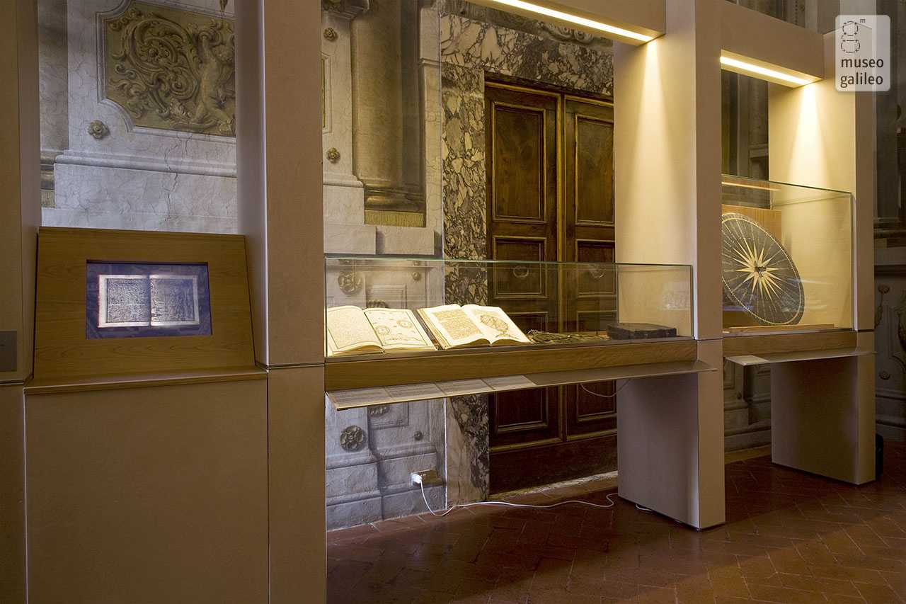 The Medici and Science: Instruments and Machines in the Grand-Ducal Collections. Exhibition hall dedicated to Ferdinando I de' Medici, Florence, Museo degli Argenti