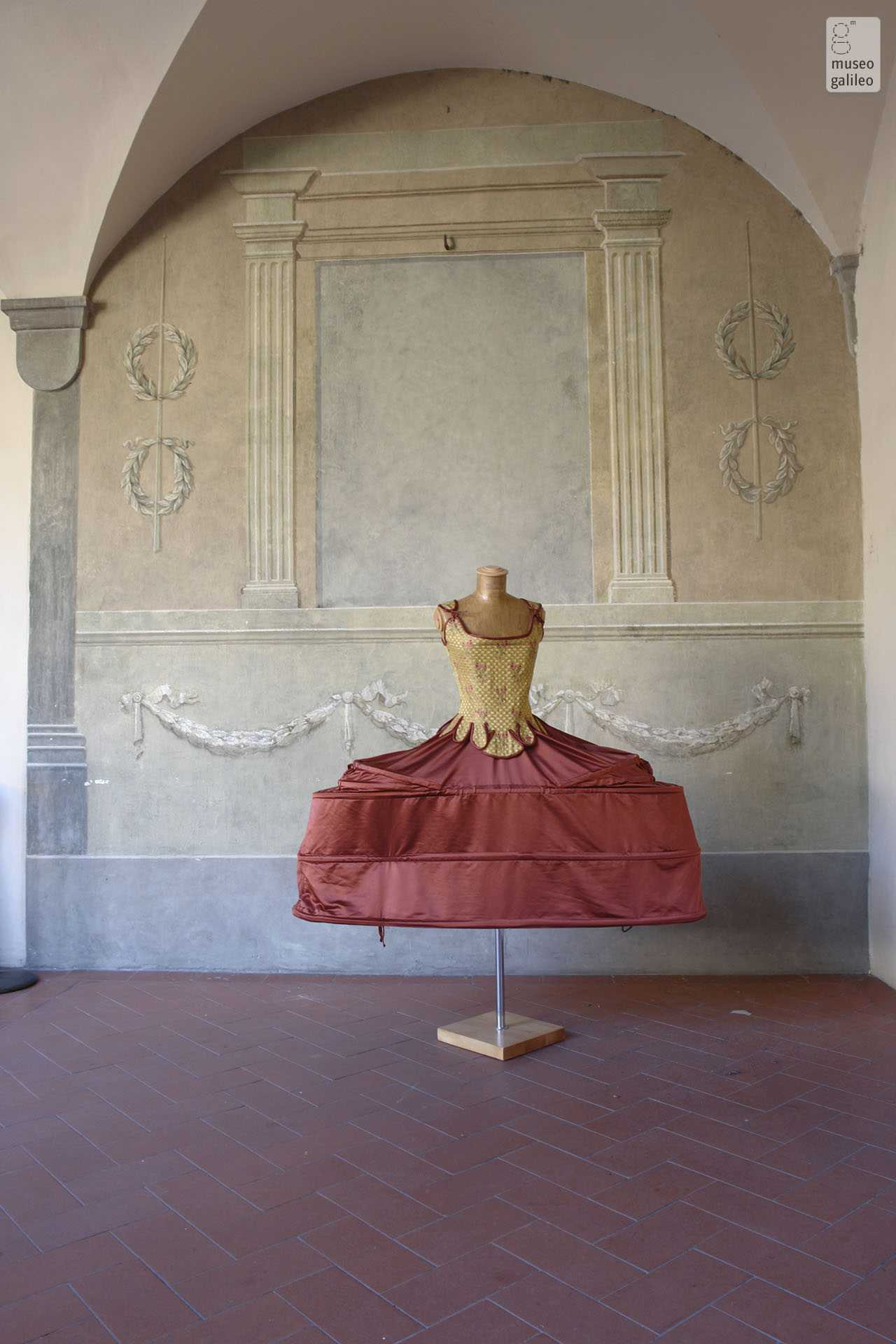 Fashion and Science in Florence in the Age of Peter Leopold of Lorraine. Period costume, Florence, Biblioteca delle Oblate