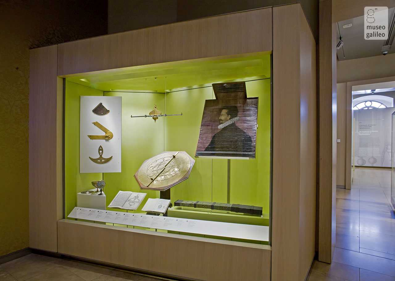 Museo Galileo, Exhibition Hall dedicated to The Medici Collections