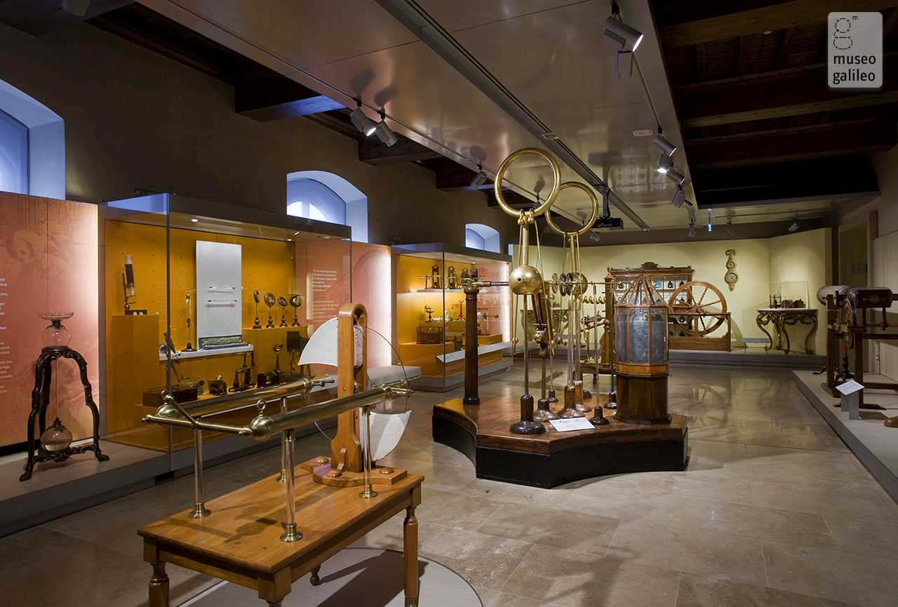 Museo Galileo, Exhibition Hall dedicated to The Spectacle of Science