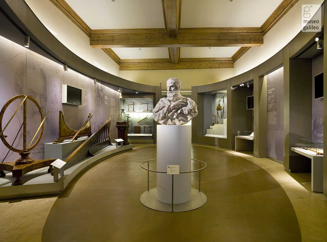 Museo Galileo, Exhibition Hall dedicated to Galileo's New World