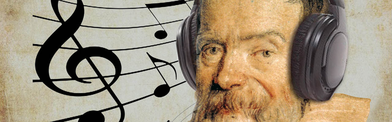 Galileo in musica