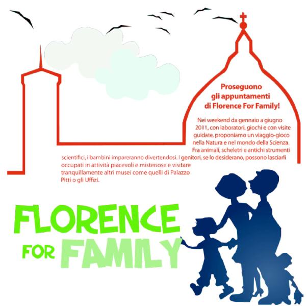Gli appuntamenti di Florence for Family