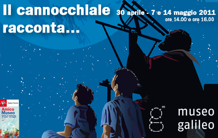 Amico Museo 2011 - The Telescope Tells the Tale...