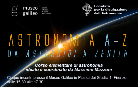 A-z Astronomy, from Asteroids to Zenith 2012