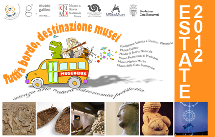 Getting to the Museum by MuseoBus: Summer 2012