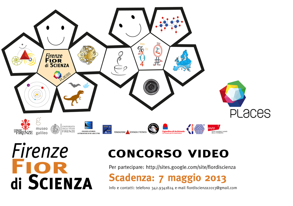 Video Contest: Firenze Fior di Scienza