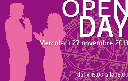 Open Day 2013-2014
