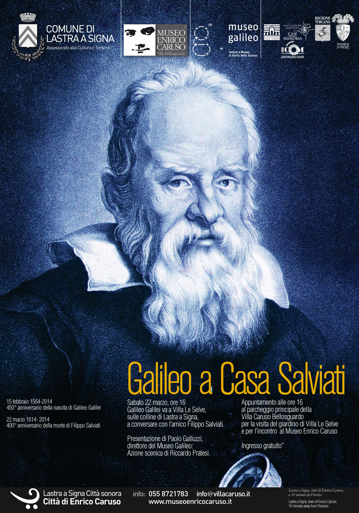Galileo at Casa Salviati