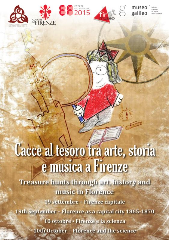 Treasure hunt through art, history and music