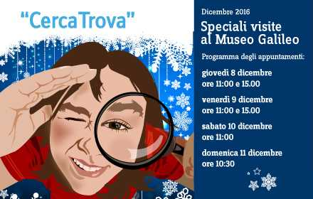 'Cerca Trova' ('Look and Find') at the Museo Galileo