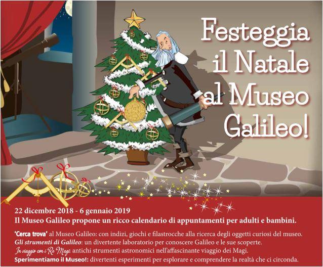 Immagini Divertenti Natale 2019.Natale Al Museo Galileo Museo Galileo