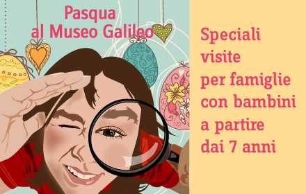 Easter at Museo Galileo