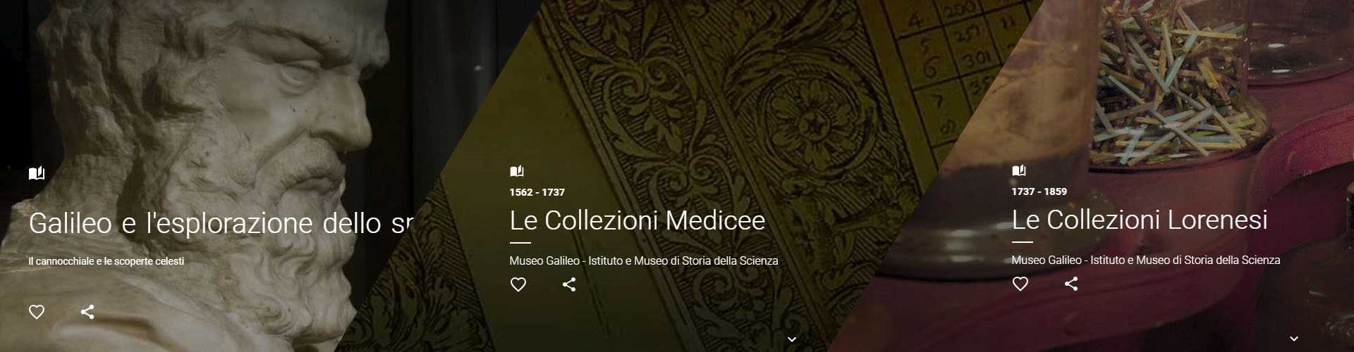 The Museo Galileo on the Google Cultural Institute