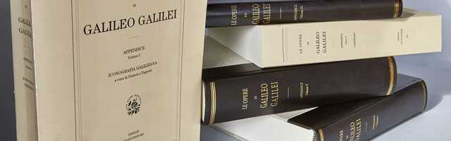 Supplement to the National Edition of Galilei's Works
